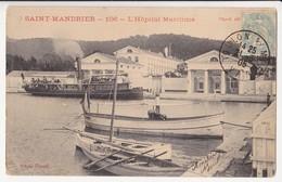 CPA SAINT-MANDRIER L'Hôpital Maritime (83) - Saint-Mandrier-sur-Mer