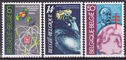 BELGIUM 1982  Mi 2088-2090   MNH**