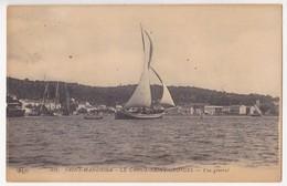 CPA SAINT-MANDRIER Le Creux Saint-Georges (83) - Saint-Mandrier-sur-Mer