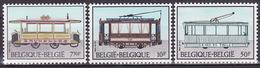 BELGIUM 1983  Mi 2131-2133   MNH**