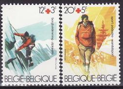 BELGIUM 1983  Mi 2134-2135   MNH**