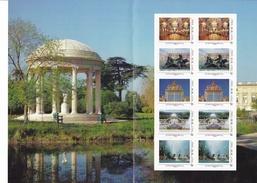 Collector 2010 - Le Chateau De Versailles - 2 Feuillets - Superbe - Collectors