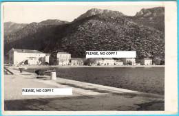 TRSTENIK - Peninsula Peljesac ... Near Dubrovnik  ( Croatia ) * Travelled - Croacia