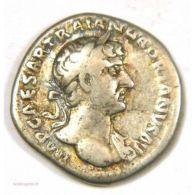 Romaine – Denier D' HADRIEN –123 Ap. JC - [15P51242] - GB - - Romaines
