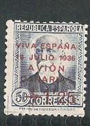 Canarias  Edifil. Nr. 18 - Emissions Nationalistes