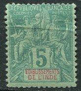 Inde *, N° 4 - India (1892-1954)
