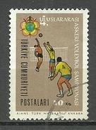 Turkey; 1966 4th International Military Volleyball Championship - 1921-... República