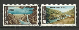 Turkey ; 1966 Inauguration Of Keban Dam - 1921-... República