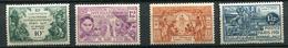 Inde *,n ° 105 à 108 - Expo. Coloniale De Paris 1931 - Nuevos