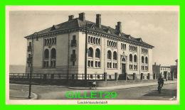 REYKJAVIK - ISLANDE - LANDSBOKASAFNSHUSIO  IN 1930 - DIMENSION  11 X 19 Cm - ANIMATED - - Islande