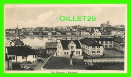 REYKJAVIK - ISLANDE - VIO TJORNINA I REYKJAVIK  IN 1930 - DIMENSION  11 X 19 Cm - ANIMATED - - Islande
