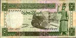 SYRIE 5 LIVRES De 1977   Pick 100a - Syria