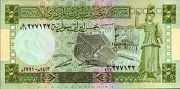 SYRIE 5 LIVRES De 1982   Pick 100c  UNC/NEUF - Syria