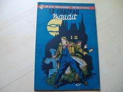 Valhardi Le Château Maudit EO Charlier Paape Spirou édition Originale - Editions Originales (langue Française)