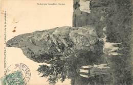 PONTCHATEAU   MENHIR DE LA MADELEINE     CHEVRE - Pontchâteau