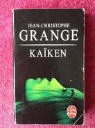 Jean-Christophe Grangé Kaïken - Livres, BD, Revues