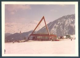 73 La Vanoise LE CORBIER 1974 Photo Originale 8.5 X 12.5 Cm - Places