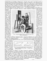 INDICATEUR OPTIQUE PERMANENT De M. JOHN PERRY    1891 - Sciences & Technique