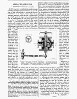 REGULATEUR-OBTURATEUR à Mouvement Louvoyant De M.RAFFARD  1891 - Non Classés