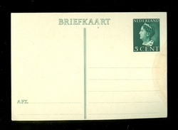 BRIEFKAART NVPH 332 VOORDRUK ONGEBRUIKT (10.623i) - Postal Stationery