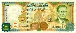 SYRIE 1000 LIVRES De 1997   Pick 111a  AU/SPL - Syrie