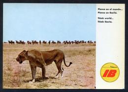 España. IBERIA. *Africa* - Serie Piense En El Mundo... Dep. Legal Bi. 1970. Nueva. - Flugwesen
