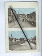 CPA  -  Breuvannes  - (Haute Marne ) - Rue Du Pont - Autres Communes