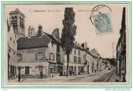 95 - LOUVRES -- Rue De Paris - Arbre De La .... - Louvres