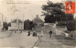 - CLAIREFONTAINE -1910- La Mairie - France