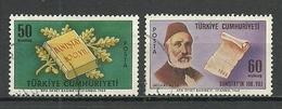 Turkey; 1968 100th Anniv. Of Court Of Appeal - 1921-... República