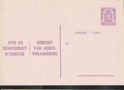 Carte Neuve N°  7. I. FN Violet - Postwaardestukken