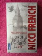 Nicci French   Maudit Mercredi - Libros, Revistas, Cómics
