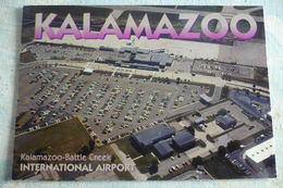 AIRPORT / FLUGHAFEN / AEROPORT      KALAMAZOO BATTLE CREEK  INTERNATIONAL AIRPORT - Aerodrome