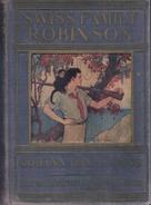 Swiss Family Robinson By Wyss, Johann David (1927) - Libros, Revistas, Cómics