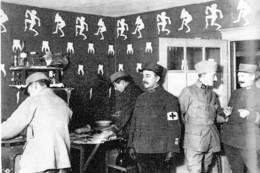 Militaria WW1 - Cabinet Dentaire à L'arrière Du Front - 1914-18