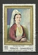 Turkey; 1969 Hafsa Sultan (Medical Pioneer) - 1921-... República