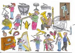 51  REIMS  Journées De La Jeunesse XVI° Exposition Nationale  29/09/06 - Music