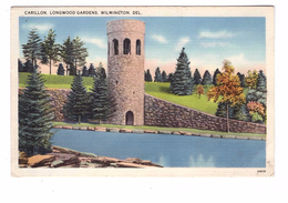 USA Wilmington Carillon Longwood Gardens - Wilmington