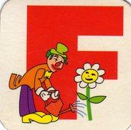 Magnets Magnet Alphabet F Fleur - Lettres & Chiffres