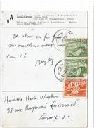 LBEL2- CP SIGNEE BRYEN - Autographes