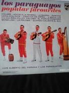 """ Los Paraguayos. Popular Favourites "" Disque Vinyle 33 Tours - Wereldmuziek"