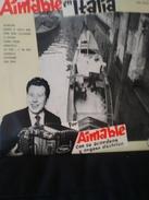 """"""" Aimable En Italia """" Disque Vinyle 33 Tours - Vinyl Records"""
