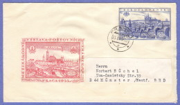 CZE Pre-stamped, Similar To SC #719e Commemorative Cover 01-23-1979 W/sm Tear On Back - Czechoslovakia