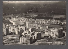 1958 NAPOLI FUORIGROTTA PANORAMA FG N  SEE 2 SCANS - Napoli