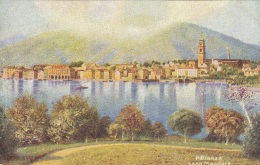 Italie - Pallanza - Lago Maggiore - Edition Chocolaterie D'Aiguebelle - Verbania