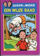 Suske En Wiske - Een Wijze Raad (1ste Druk)  1988 - Books, Magazines, Comics