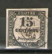 N° 3b°__cote 25.00_31/1/64_aminci Sur Cadre - 1859-1955 Used