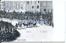 71528 SPORTS HORSE RACE SIENA ITALY POSTAL POSTCARD - Cartoline
