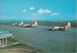 Aeroporto Roma Ciampino Ovest Veduta Interno Pista Aerei In Sosta - Aerodromi
