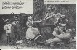 CPA France Les Chansons De Jean Rameau A La France - Musique